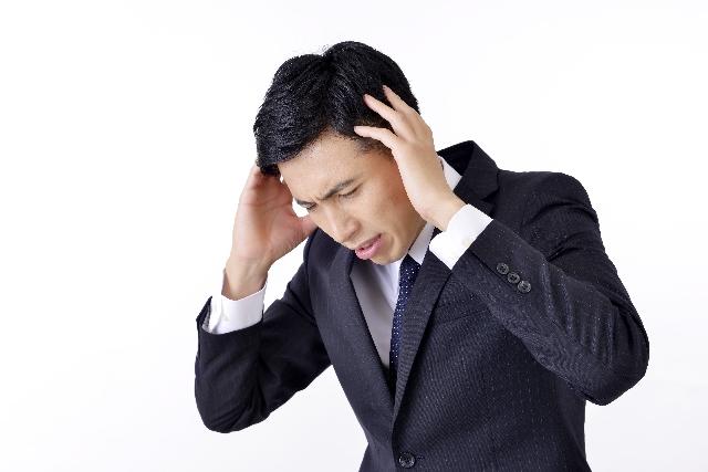 交通事故で脳脊髄液減少症の症状例のイメージ