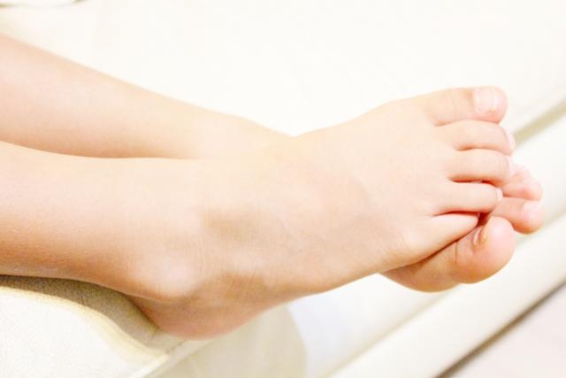 交通事故での足指の後遺障害認定のイメージ